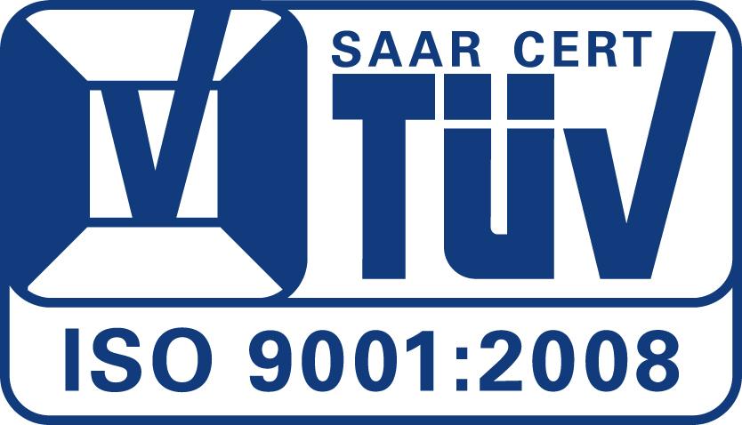 ISO 9001:2008 zertifizierte Bestückung